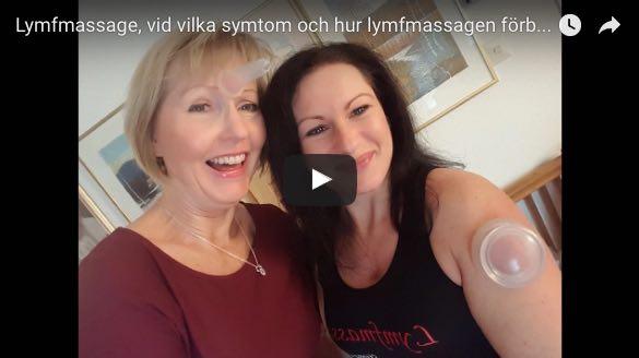 podcast sköldkörtel lymfmassage