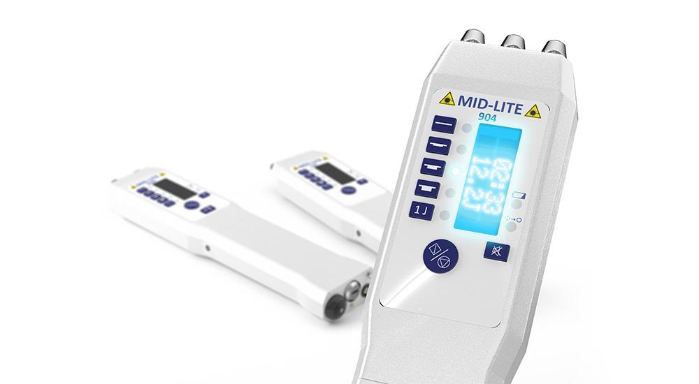 midlite laser lymfmassage Eva strong healthy